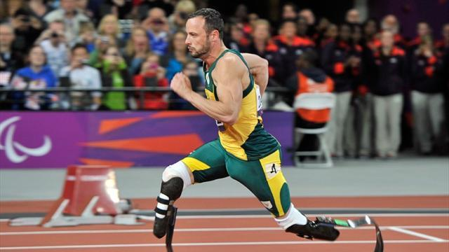Athletics - Pistorius family deny 'Blade Runner' back in training