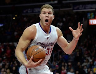 Blake Griffin would love to hear a more raucous home crowd. (Harry How/Getty Images)
