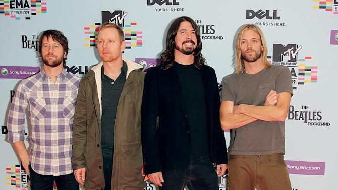 Foo Fighters MTV Music Aw