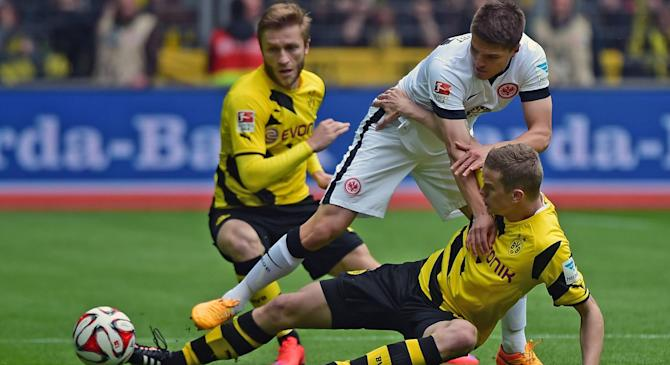 Video: Borussia Dortmund vs Eintracht Frankfurt
