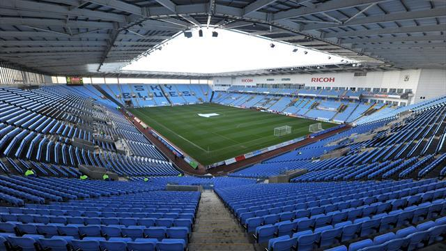 League One - Coventry reach Ricoh deal but docked 10 points anyway