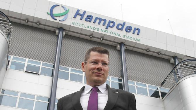 Neil Doncaster feels the 12 SPL clubs are 'unanimous' in their agreement of a way forward