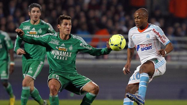 Ligue 1 - Ayew makes Marseille squad after Ghana exclusion