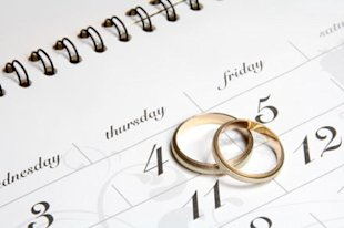 Think about the season you would like your wedding in