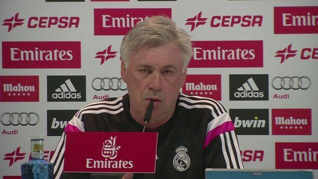 Ancelotti hits back at critics of 'lenient management style'