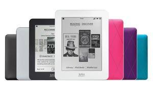 kobo mini ebook e-book reader ereader e-reader
