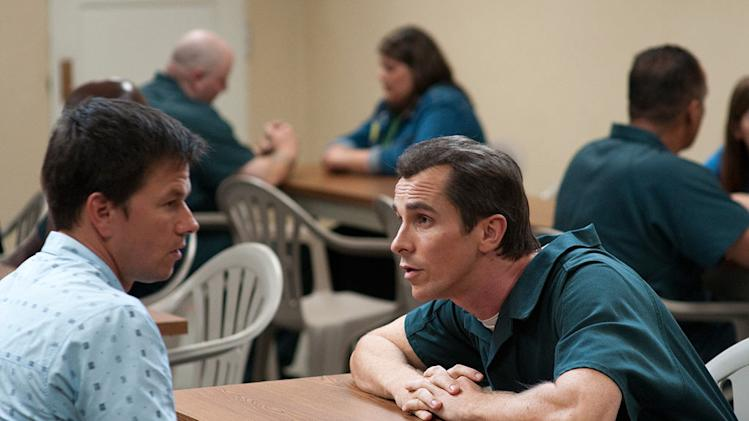 Fighter Paramount Pictures 2010 Mark Wahlberg Christian Bale
