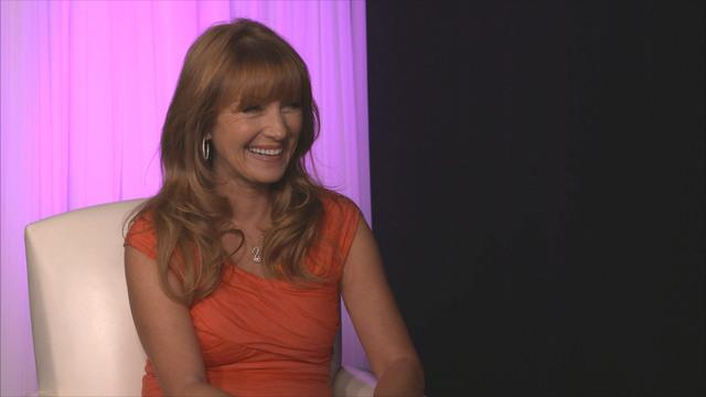 "Jane Seymour on Mother's Day and that ""Wedding Crashers"" scene"