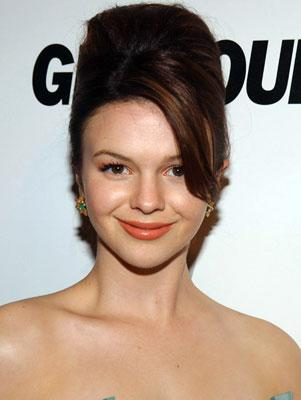 Amber Tamblyn The Weinstein Co./Glamour 2006 Golden Globe After Party Beverly Hills, CA - 1/16/2006