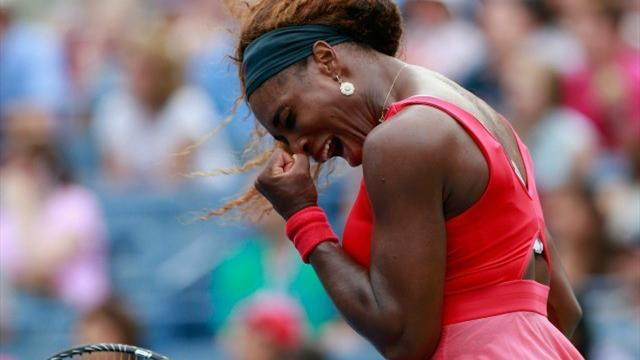 US Open - Serena, Azarenka one step from title rematch