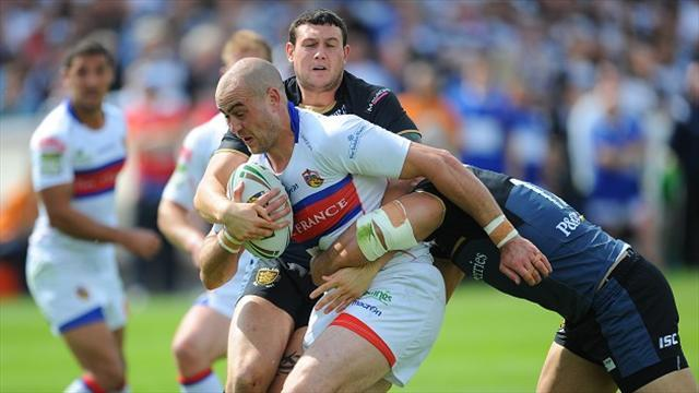 Rugby League - New Wakefield deal for Raleigh