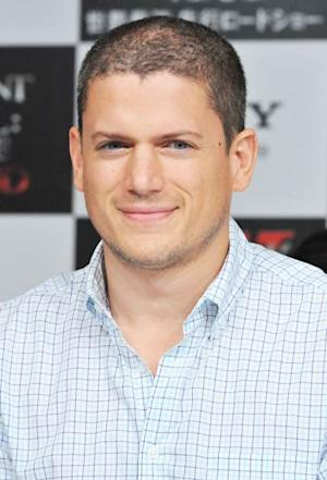 Wentworth Miller attends the press conference for 'Resident Evil: Afterlife', following last night's World Premiere, at the Grand Hyatt Hotel on September 3, 2010 in Tokyo, Japan -- Getty Images
