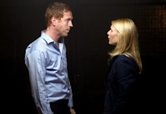 Damian Lewis and Claire Danes | Photo Credits: Kent Smith/SHOWTIME