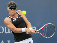Sam Stosur's (pic) Cincinnati Masters campaign has been ended by Venus Williams