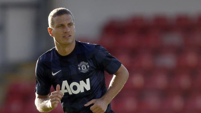 Soccer - Pre-Season Friendly - Crewe Alexandra v Manchester United - Gresty Road