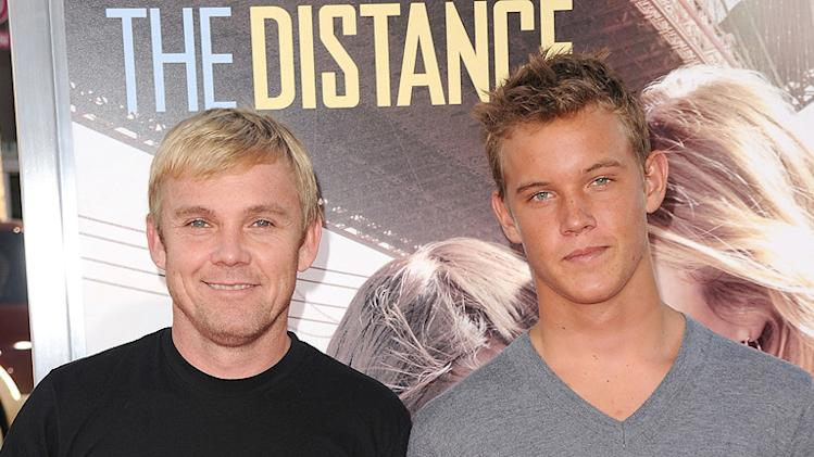 Going the Distance LA Premiere 2010 Rick Schroder