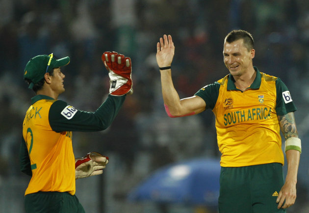 Steyn and De Kock have been ineffective at the tournament.