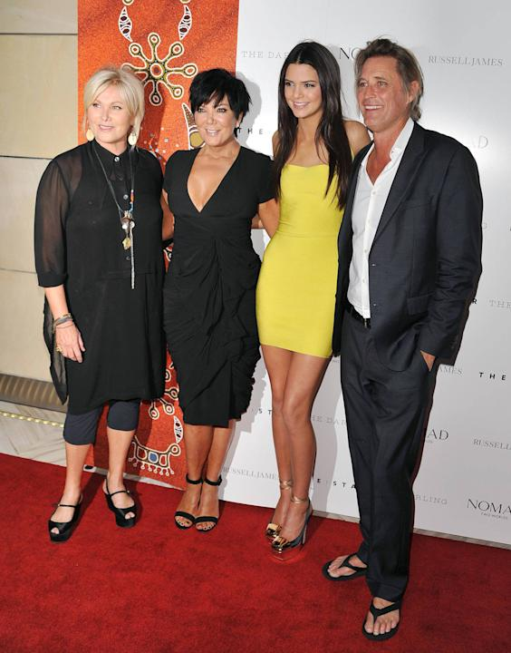 Deborra-Lee Furness, Kendall Jenner, Kris Jenner and Russell James'Nomad Two Worlds' by Russell James - Book LaunchSydney, Australia - 01.11.12***Not available for publication in Australia and