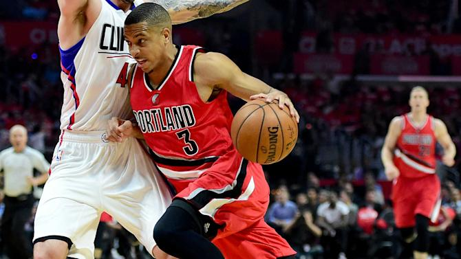 Trail Blazers, C.J. McCollum agree to four-year, $106 million extension, report says