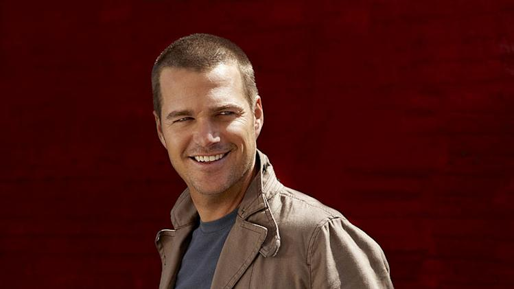 "Chris O'Donnell stars as agent ""G"" Callen in ""NCIS: Los Angeles."""
