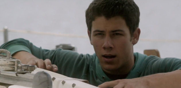 "Nick Jonas in ""Careful What You Wish For"""