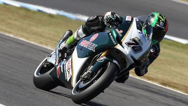 Motorcycling - Laverty rues fuel blunder at Motegi
