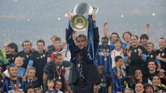 Serie A - Mourinho 'has promised to return to Inter Milan'