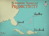 Insatiability – More Please! image Bermuda Triangle of Productivity1 520x387