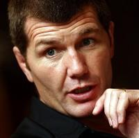 Rob Baxter's Exeter take on Saracens at Sandy Park