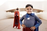 Avoid Scaring Away Website Visitors image Superheros 300x199