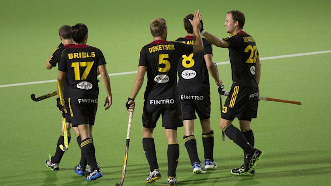 Belgium Eurocup Hockey Men