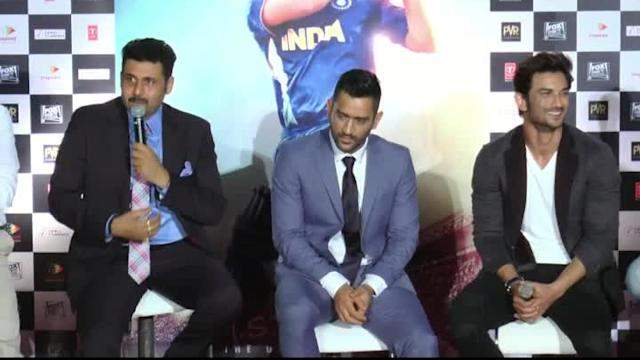 Shocking: MS Dhoni lost his cool on Sushant Singh Rajput