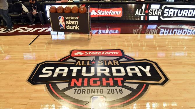 NBA All-Star Saturday Night: Skills challenge, 3-pointers and dunks on display