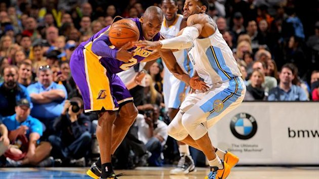 Saison 2012/2013: Los Angeles Lakers vs. Denver Nuggets