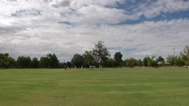 Intriguing finish in border cricket