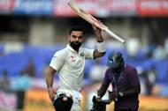 India's Virat Kohli is second only to Smith in the Test batting rankings and the Australian captain said he had the utmost respect for his counterpart