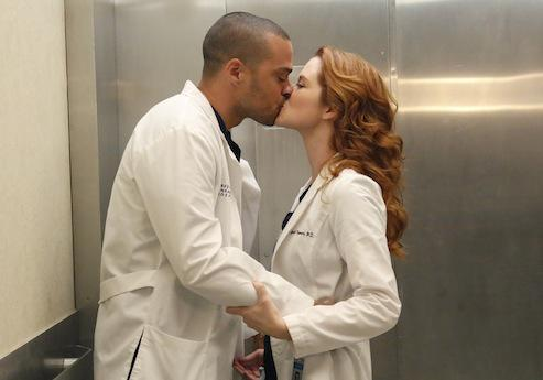 Exclusive Grey's Anatomy Video: April's Real Motive for Marrying Jackson Revealed?!