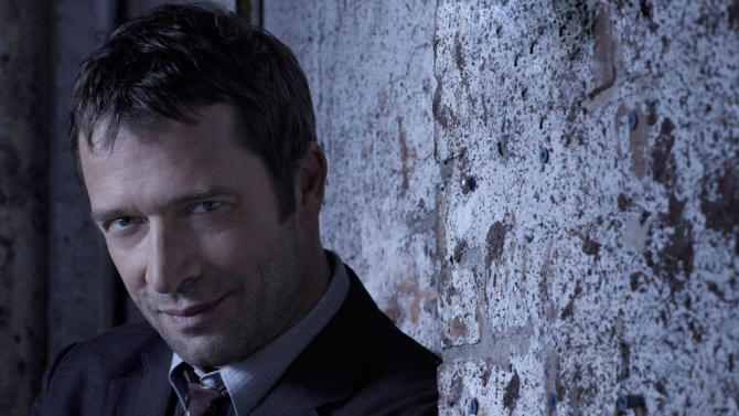 """The Following"" - James Purefoy"