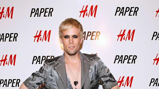 Tranter Justin Paper Mag Party