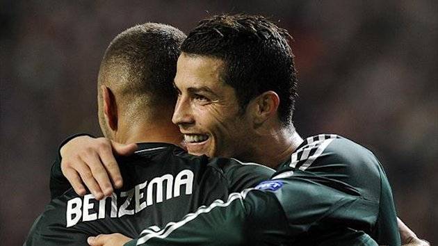 Real Madrid and Karim Benzema of Real Madrid (Reuters)