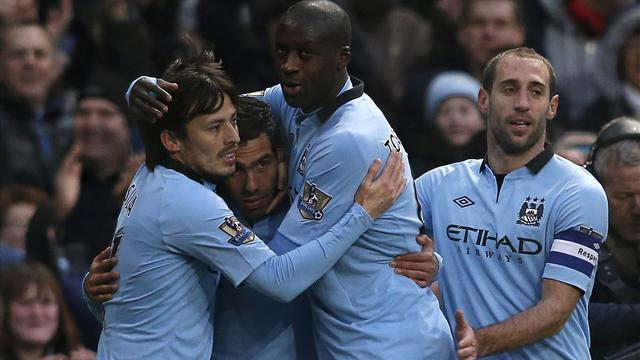Premier League - Man City v West Ham: LIVE