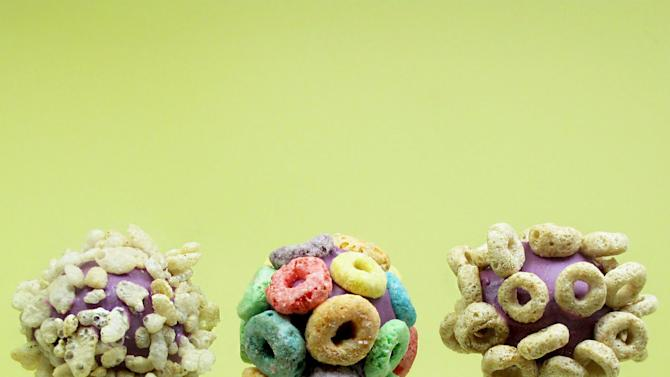 Sweet Ideas for National Cereal Day