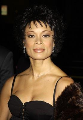 Valarie Pettiford at the LA premiere of Miramax's Chicago
