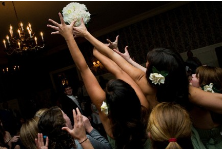 No Bouquet Tackling