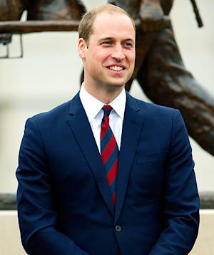 """Prince William on Birth of Son: """"We Could Not Be Happier"""""""