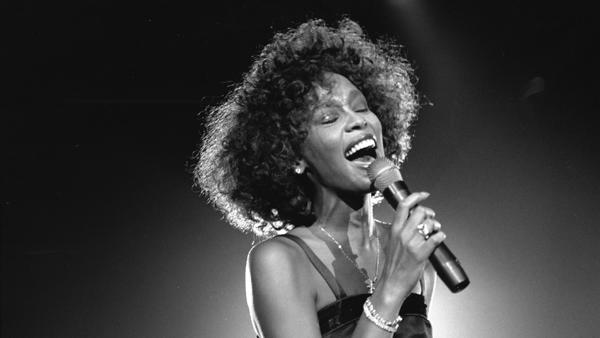 FBI Releases Whitney Houston Records