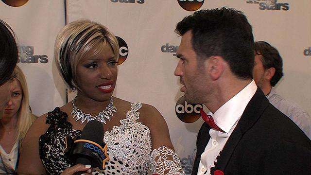 NeNe Leakes And Tony Dovolani Discuss 'Dancing' Tension