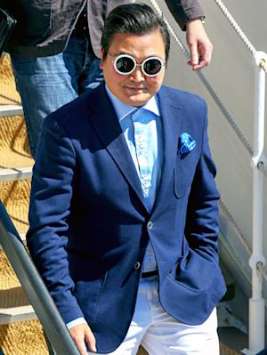 Psy Imposter Crashes Cannes Film Festival: Picture
