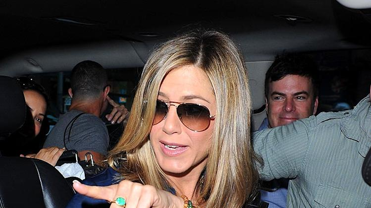 Aniston Jennifer GMA