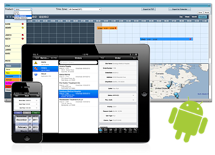 A Big Week for Mobile: New Products Vie for the Field Force Automation Market image service pro software home